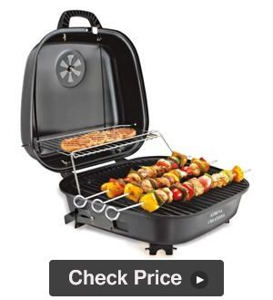 Athenacreations ACYL1515S Charcoal Grill