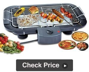 Inditradition Electric Barbecue Grill