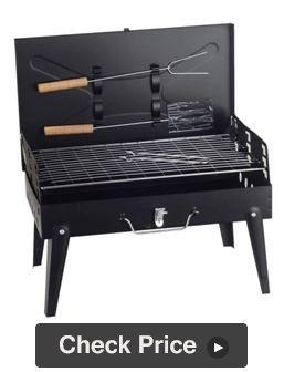 Velkro Charcoal Grill