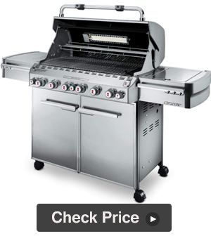 Weber S 670 Gas Grill