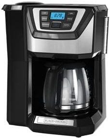 Black and Decker CM5000B Grind and Brew Coffee Maker