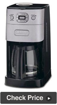 Cuisinart DGB 625 BC Coffee Maker With Grinder