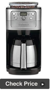 Cuisinart DGB 900 BC Coffee Maker with Grinder
