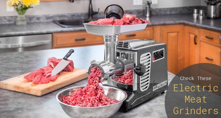 Electric Meat Grinders