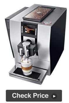 Jura Capresso Z6 Coffee Maker With Grinder