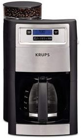 Krups KM 785D50 Grind and Brew Coffee Maker