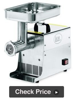 LEM Products 35 HP Electric Meat Grinder