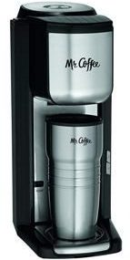 Mr Coffee Bean to Cup Coffee Machine