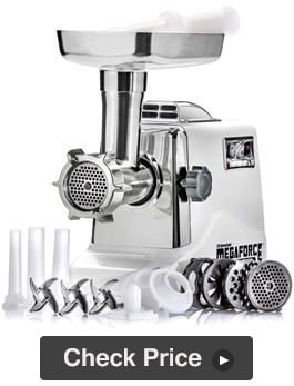 STXInternational 3000 MF Electric Meat Grinder