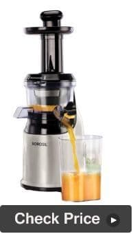 Borosil Health Pro BSJU20WB13 Slow Juicer