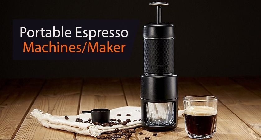Portable Espresso Machines