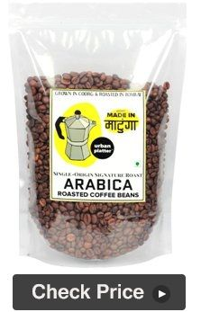 Urban Platter Roasted Arabica Coffee Beans