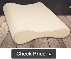 JSB BS52 Memory Foam Cervical Pillow