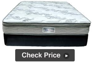 Boston Natural Latex Memory Foam Mattress