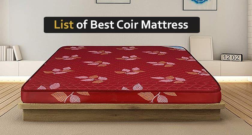 Best Coir Mattress
