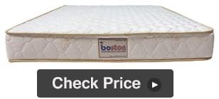 Boston Organic Natural Latex Mattress