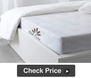 Cloth Fusion Fruton Gel Memory Foam Mattress