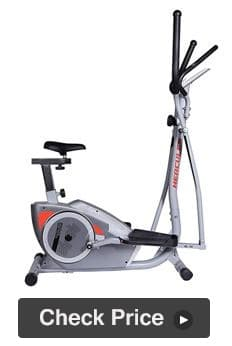 Hercules Fitness EL 10 Elliptical Cross Trainer