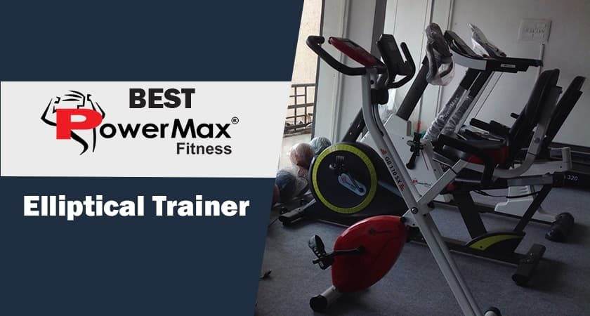 Powermax Elliptical Cross Trainer
