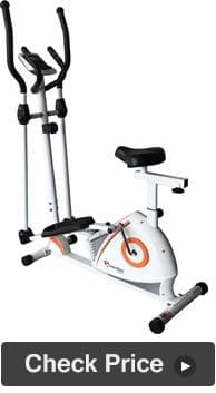 Powermax Fitness EH 250S Elliptical Machine