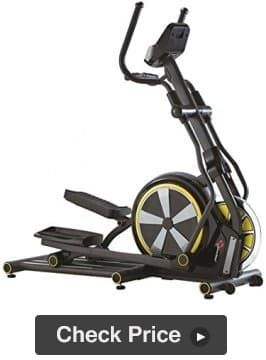 Powermax Fitness EC 1500 Commercial Elliptical Cross Trainer