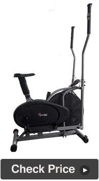 Powermax Fitness EH 200 Cheap Elliptical Machine