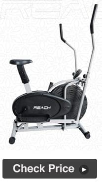 Reach Cheap Elliptical Machine and Exercise Cycle