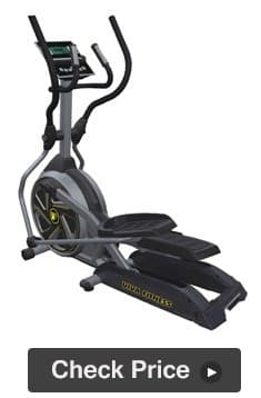 Viva Fitness KH 580 Commercial Elliptical Cross Trainer