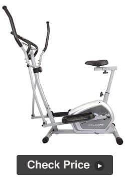 Welcare WC 6044 Elliptical Cross Trainer