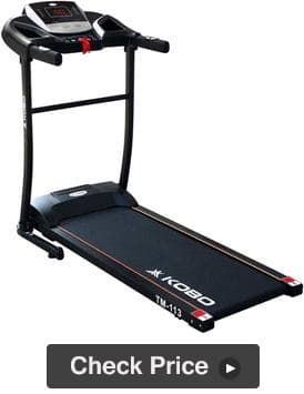 Kobo TM113 Motorized Treadmill