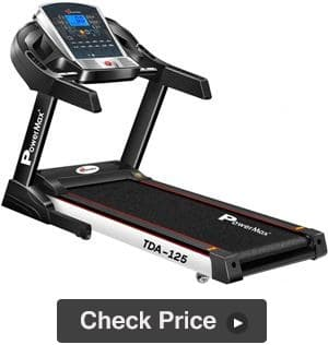 Powermax Treadmill TDA-125
