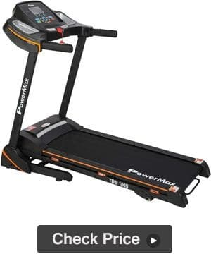 Powermax Treadmill TDM-100S