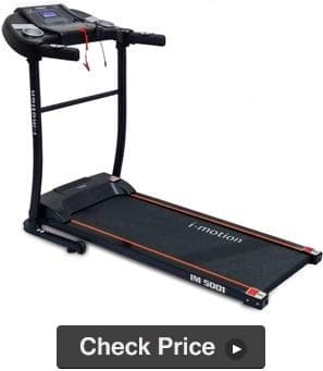 Welcare IM5001 Folding Treadmill