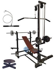 Hashtag Fitness Home Gym