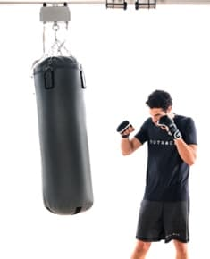 Punching Bag Home Gym Equipment