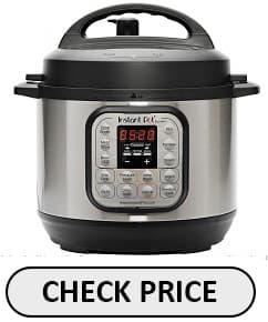 Instant Pot Duo Mini Electric Pressure Cooker
