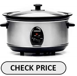 Sabichi Electric Slow Cooker