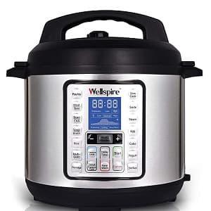 Wellspire Electric Pressure Cooker