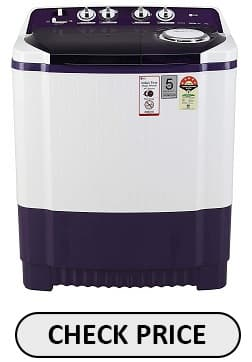 LG 8 Kg Semi Automatic Washing Machine