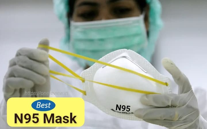 7 Best N95 Masks of 2021 in India for Protection Against Viral & Bacterial Diseases