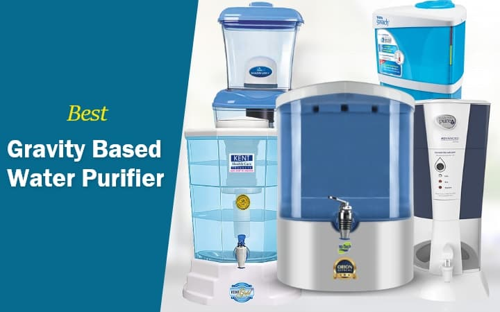 gravity based water purifier