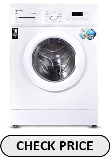 Koryo 8 Kg Front Load Washing Machine