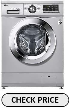 LG 8 Kg Front Load Washing Machine