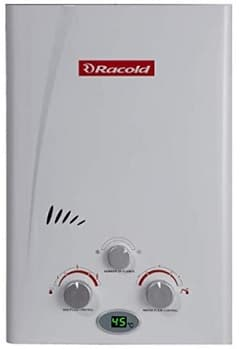 Recold PNG gas water heater