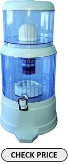 Rico Gravity Based Water Purifier