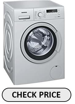 Siemens 7 Kg Front Load Washing Machine
