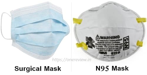 Surgical Mask VS N95 Mask