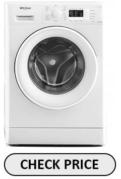 Whirlpol 7 Kg Front Load Washing Machine