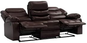 Solimo Three Seater Recliner