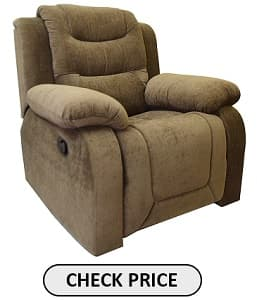 AE Designs Rocking Recliner